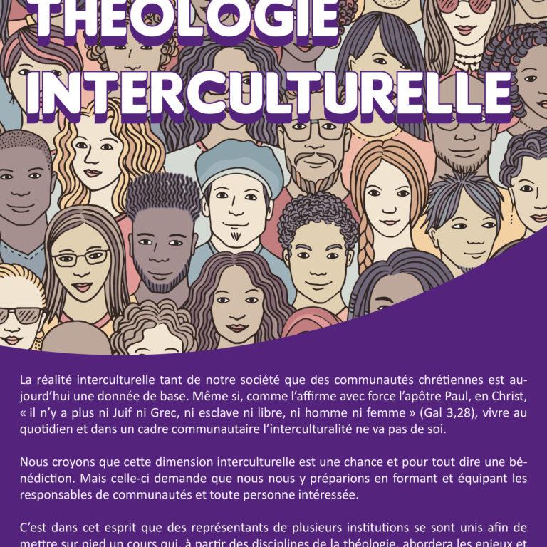 Formation en théologie interculturelle