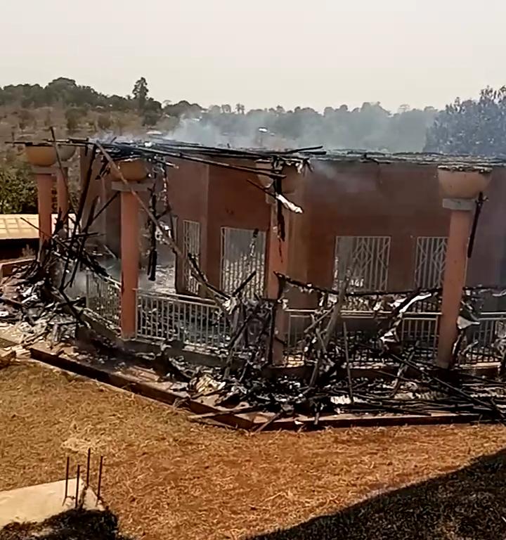 Appel à la solidarité – CIPCRE Cameroun ravagé par les flammes