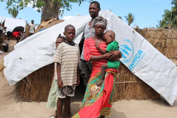 Urgence humanitaire au Nord Mozambique